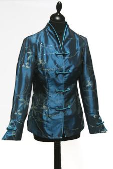 Sapphire Blue Jacket