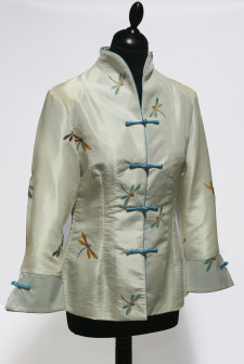 White Dragonfly Jacket