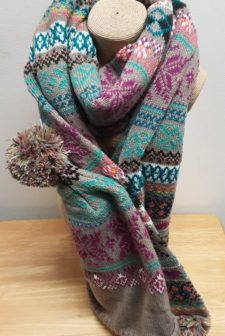 Fairisle Set