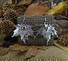 Canadian Maple Leaf Earrings