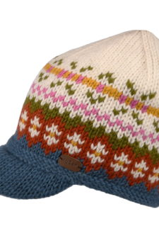 Peaked Winter Hat