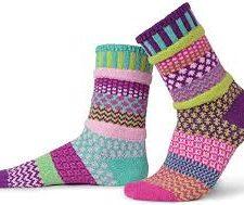 Solmate Socks Dahlia