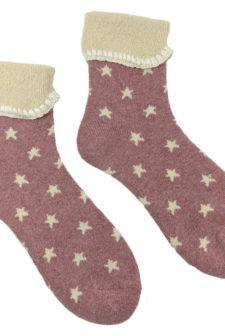 Joya Cuff Socks