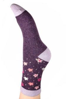 Joya Wool Blend Socks
